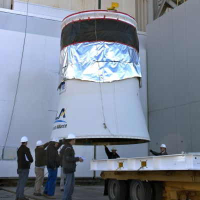 InSight Atlas V 401 Launcher Assembly